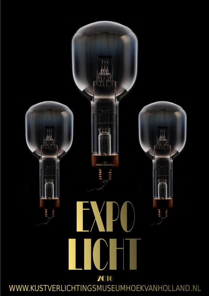 Aankondiging Expo Vuurtoren Hoek van Holland 01-05-2016